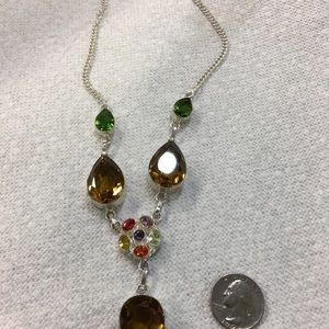 Jewelry - Citrine necklace